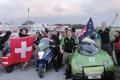 Zero Emissions Racers Arrive at UN Climate Conference