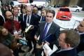 Green Policies Drive Washington Auto Show in U.S. Capital