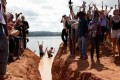 Hundreds Occupy Brazil's Belo Monte Dam Construction Site