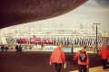London's Green Olympics: Urban Renewal, Public Transport, Ped-Power