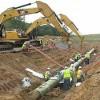Enbridge Pipeline Spills Oil in Wisconsin