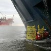 Greenpeace Battles Gazprom Over Russia's Arctic Drill Rig