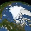 Arctic Sea Ice Cover Lowest on Record, Melt Continues