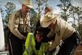 Twelve Arrested in Texas Keystone XL Pipeline Blockade