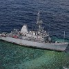 U.S. Navy Ship Aground in Pristine Philippine Reef Park