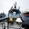 Japanese Whaler Rams Sea Shepherd Ships in Australian Waters