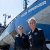 Battered but Proud, Sea Shepherd Fleet Docks in Melbourne
