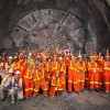 New Niagara Tunnel Helps Ontario Replace Coal with Hydro