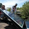 Global Solar Photovoltaic Industry Becomes Net Energy Producer