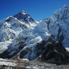Mount Everest Glaciers Shrinking