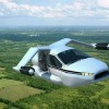 Terrafugia Develops Plug-in Hybrid Flying Car