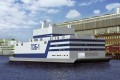 Russia Builds Floating Nuclear Power Plants