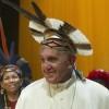 Pope Urges Brazilians to Conserve the Amazon