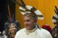 Pope Urges Brazilians to Conserve the Amazon
