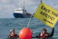 Russia Denies Greenpeace Ship Entry to Arctic Sea Route