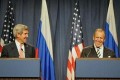 Syria Joins Chemical Weapons Treaty, U.S.-Russia Reach Deal