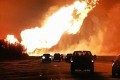 TransCanada Natural Gas Pipeline Explodes in Manitoba