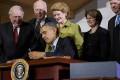 Obama Signs $1 Trillion Farm Bill Into Law