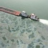 Oil Spill From Ship-Barge Crash Closes Houston Ship Channel