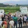 Tar Sands Protesters Confront Eastern Governors, Premiers