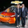 Chevrolet Reveals Sleek Bolt EV Concept With 200 Mile Range