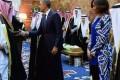 Saudi King Calls Obama But Stays Home