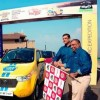 India's First EV Expedition: North to South in e2os