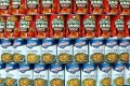 Toxic Chemical Still in Can Linings of Popular Foods