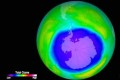 Antarctic Ozone Layer Begins to Heal