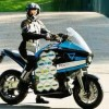 Dutch Electric Motorcycle to Circle Earth in 80 Days
