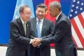 USA and China Formally Join Paris Climate Agreement