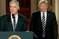 Environmental Record of Trump's Supreme Court Choice