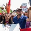People's Climate March Encircles Trump White House