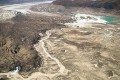 Glacial Retreat Causes 1st Modern Case of River Piracy