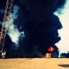 Tanker in Shipbreaking Yard Catches Fire – Again