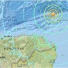 Strong Earthquake Strikes Near Honduras