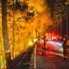 California Ablaze Despite Firefighters' Best Efforts