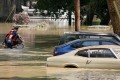 Florence Blows Away But Flooding Persists
