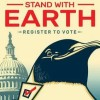 Gore Promotes Congressional Candidate, Penguin 'Earth'