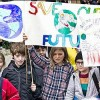 Student Climate Strikers: Don't Burn Our Future