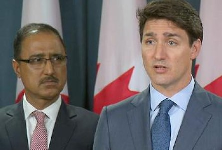 Trudeau Greenlights Trans Mountain Pipeline Expansion