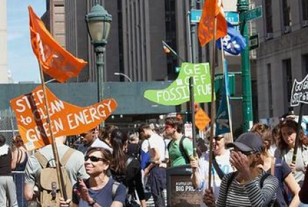 Millions March in Youth-Led Global Climate Strike