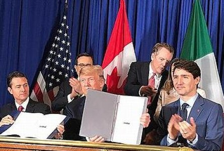 U.S.-Mexico-Canada Free Trade Deal Could Unravel