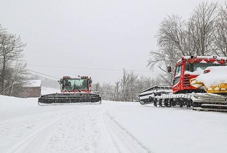 Eastern U.S Shivers in Record Cold Weather