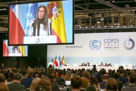 COP25: Rescue of Earth's Climate Hangs in the Balance