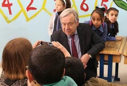 Children, Hope of the World, At Risk