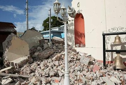 Earthquakes Plunge Puerto Rico Into Darkness
