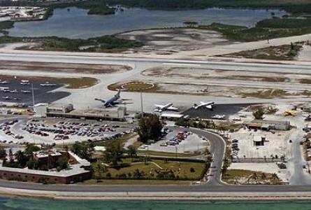 Runways Underwater: Rising Seas Threaten 80 Airports