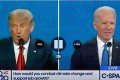 Trump vs Biden: Environment in the Final Debate