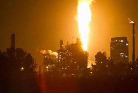 Dow Chemical Fined Millions for Illegal Flaring
